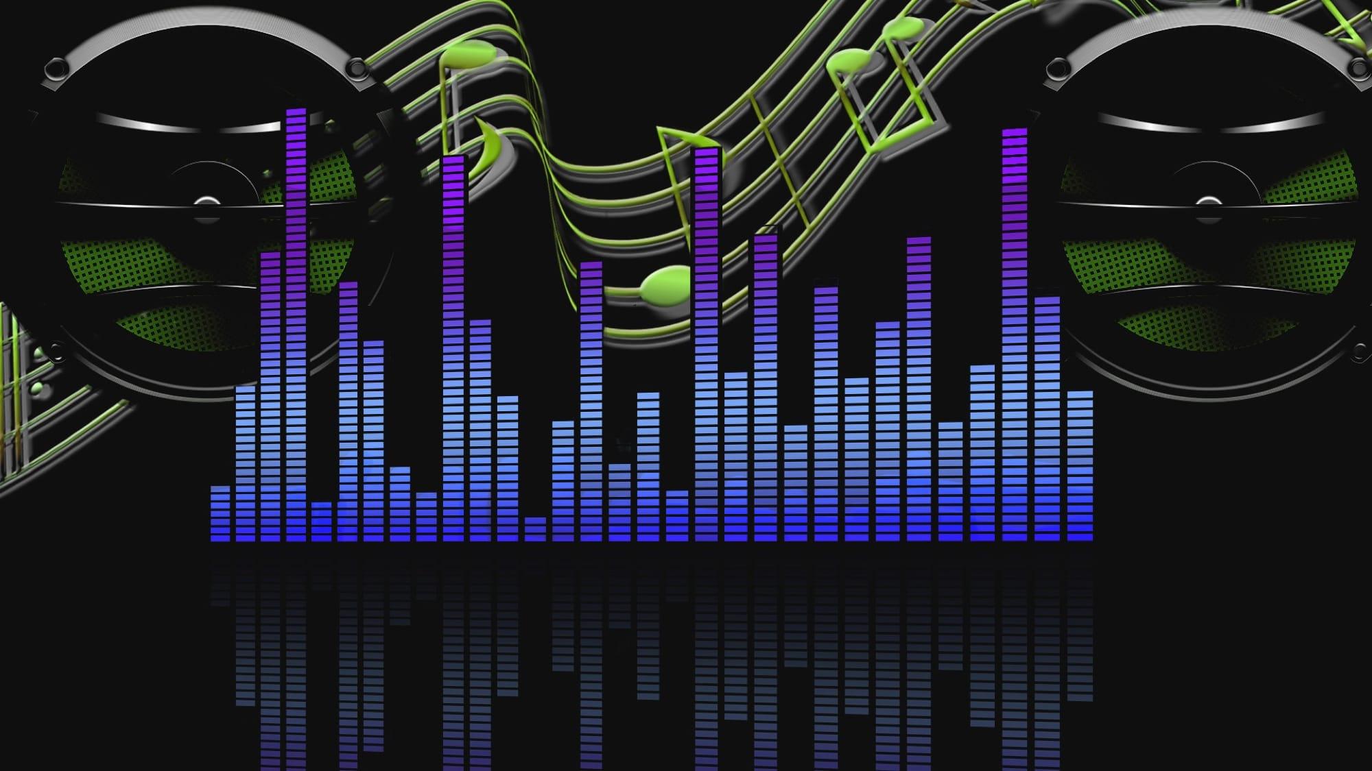 Volume Speakers