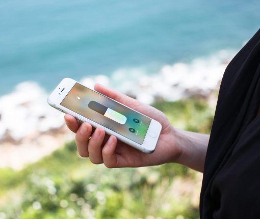 disable auto-brightness iphone adjust manually