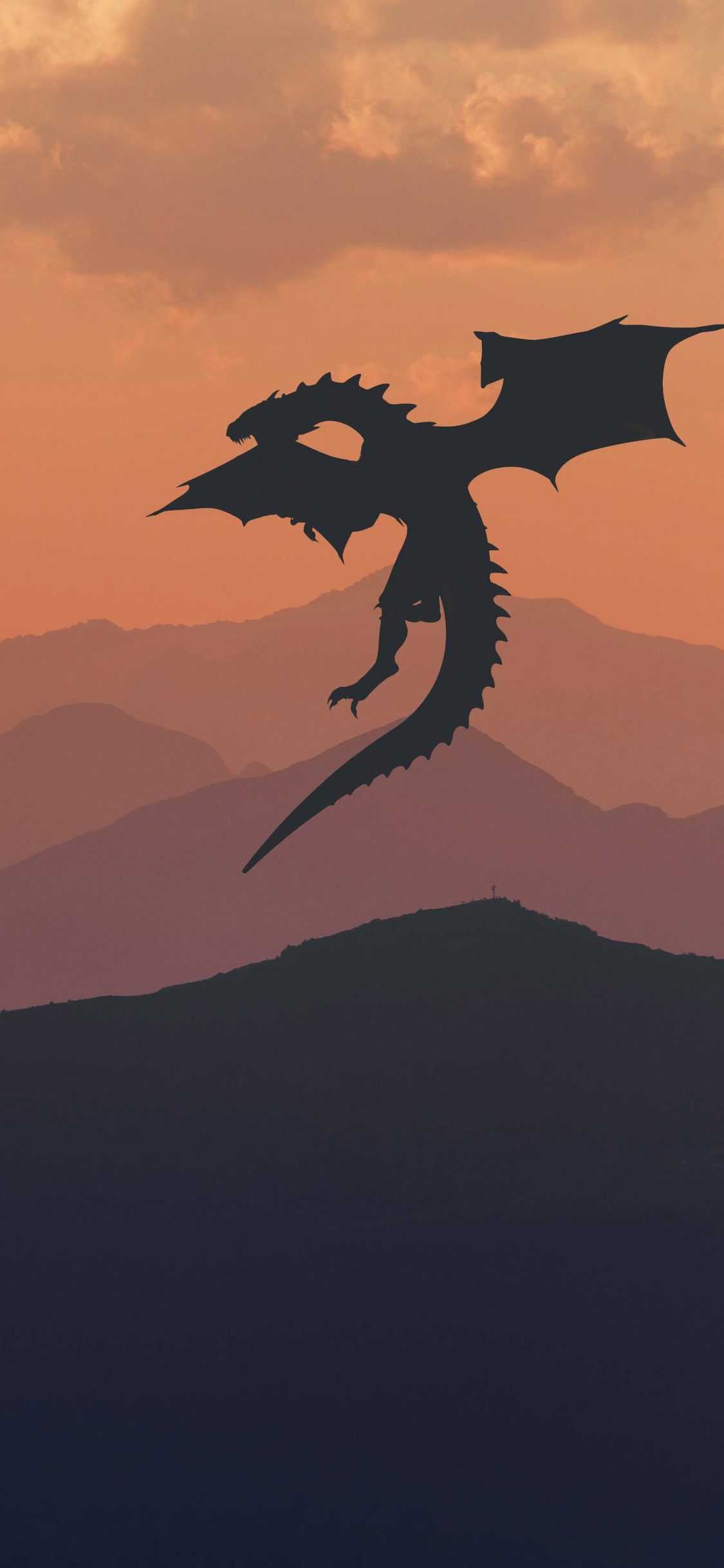 game-of-thrones-dragon iPhone game of thrones wallpaper