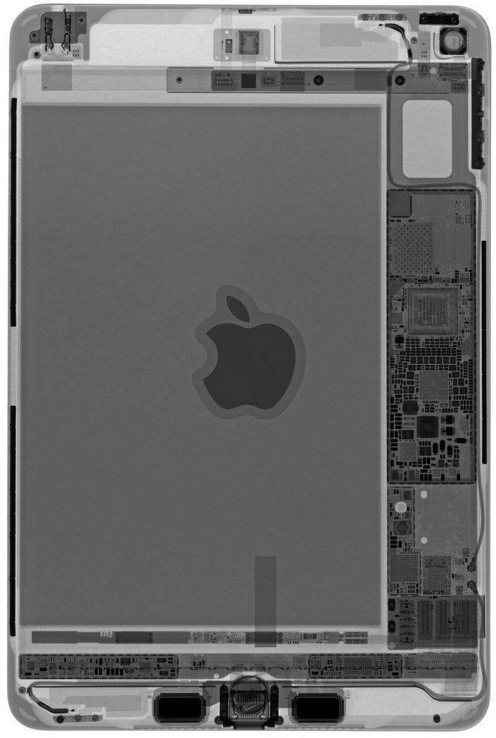 The new iPad mini teardown finds a reworked iPad mini 4 with