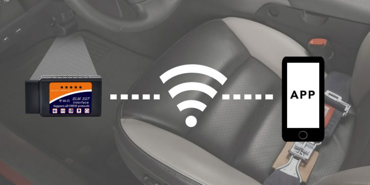 Diagnose any and all car troubles with this tiny scanner and your iPhone