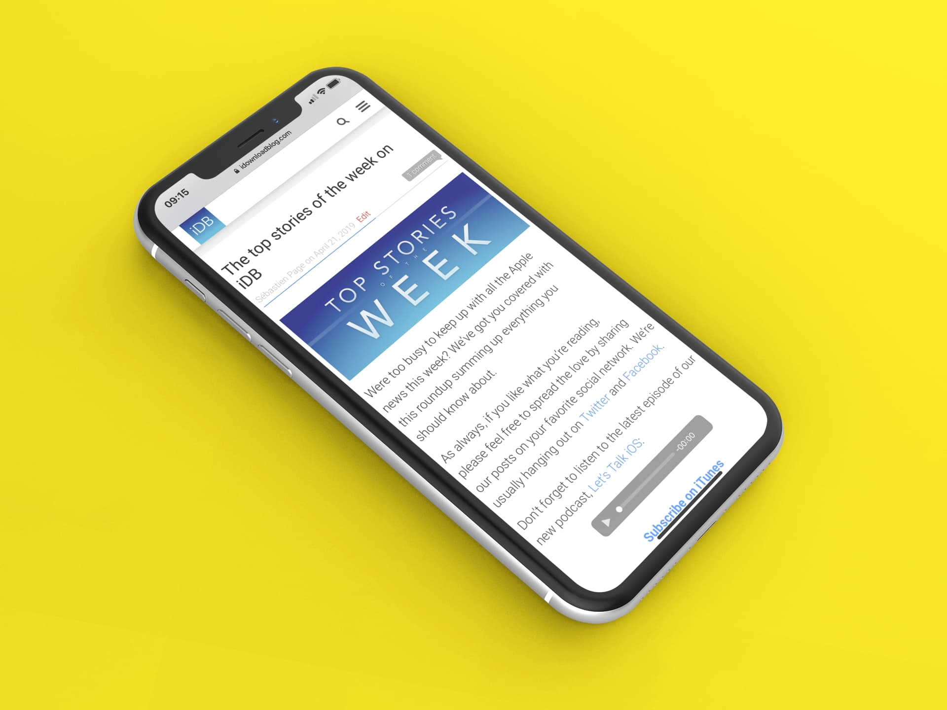 The top stories of the week on iDB: all about iOS 13, watchOS 6, and Catalina
