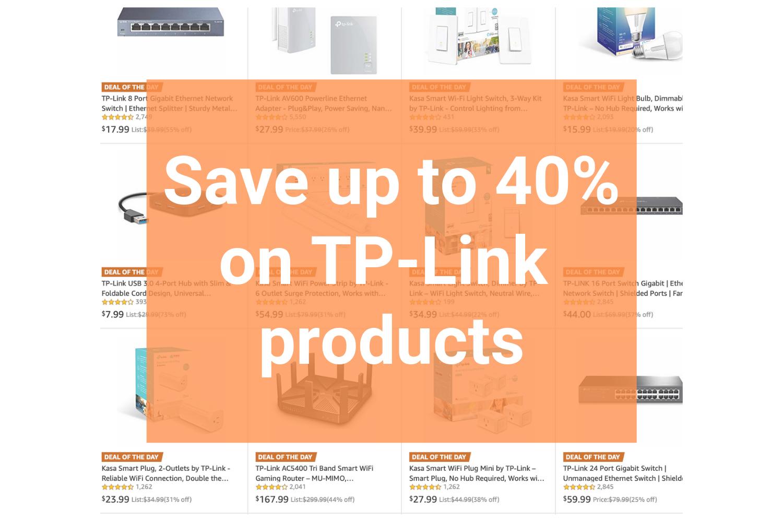 Tp Link Smart Plug Orange Light