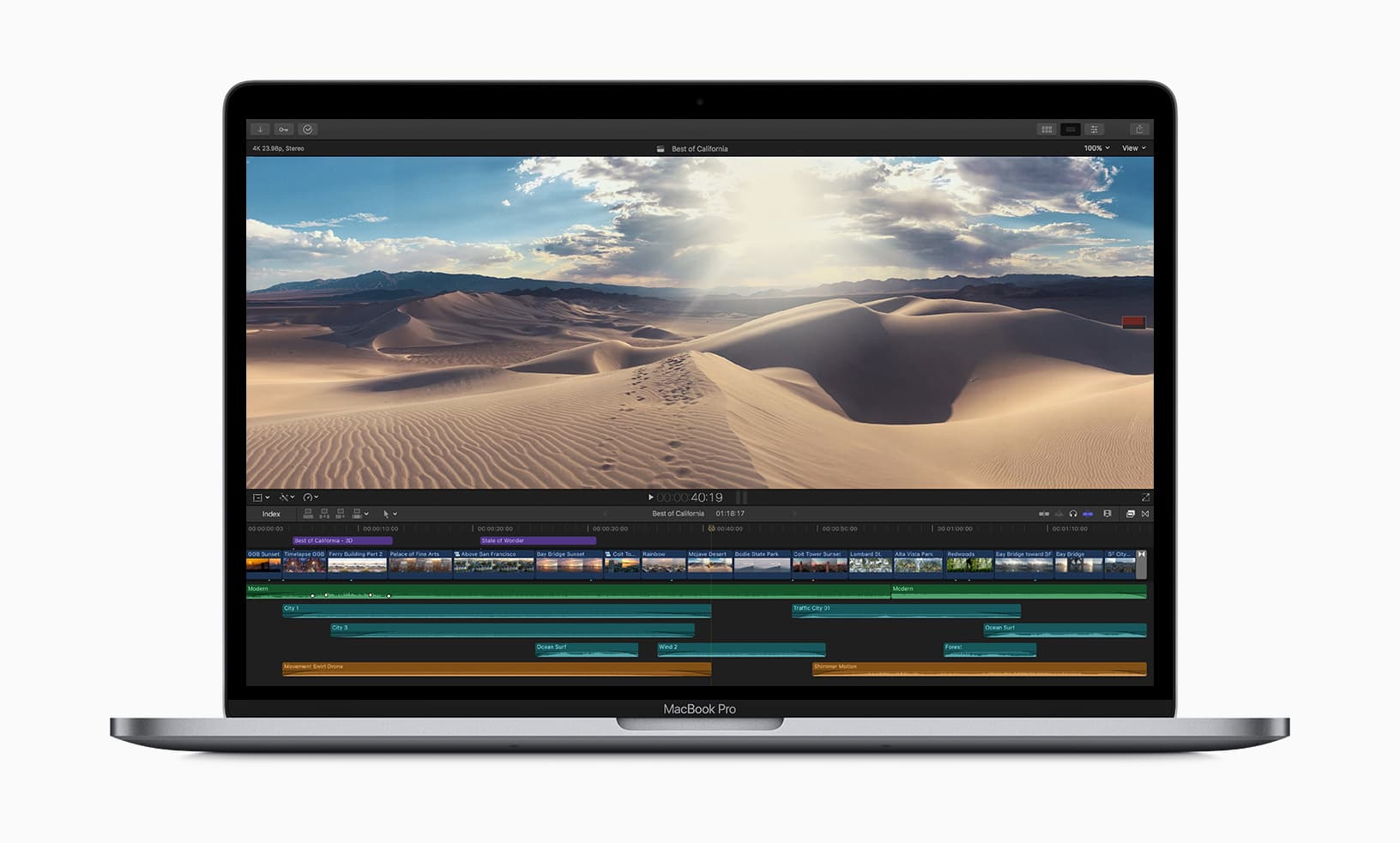 Apple launches a new 8-core MacBook Pro