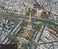 Apple Maps Flyover Paris Featured
