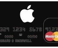 Apple's first Apple Card back in 2004