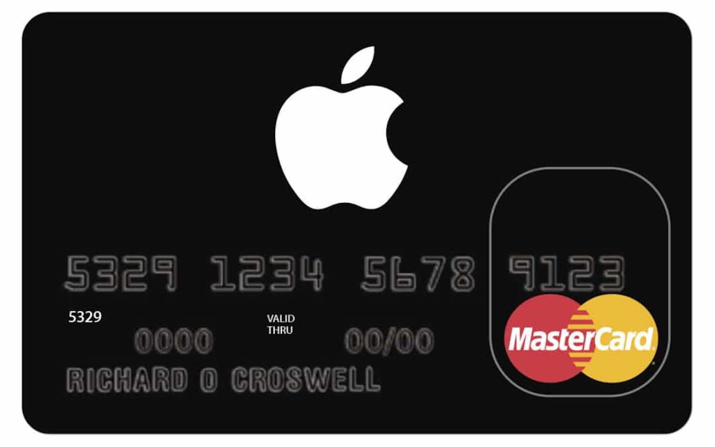 a build novel credit menu built inwards cooperation amongst Goldman Sachs Steve Jobs envisioned an Apple credit menu dorsum inwards 2004