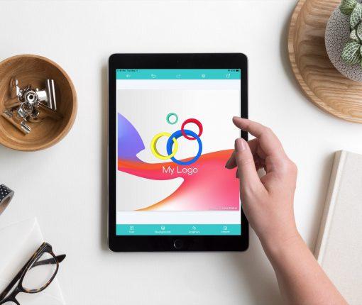 Best Logo Design Apps for iPad - Logo Maker