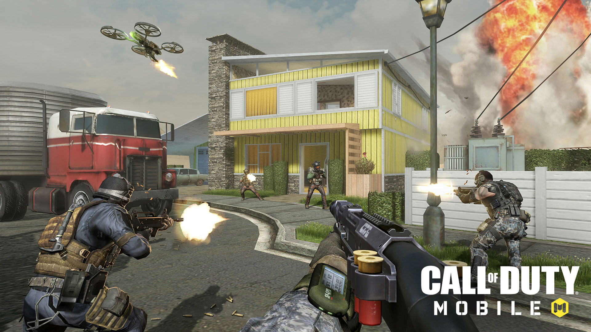 Activision Launches Call Of Duty Mobile