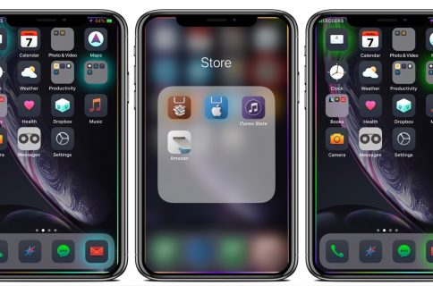 Essentials: An all-in-one SpringBoard customization tweak for iOS 11