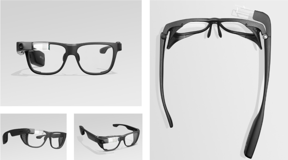 Google's new Enterprise Glass Edition 2