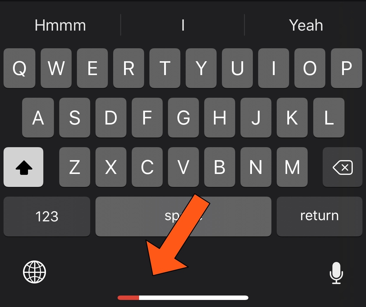 This tweak transforms the Home Bar into a Now Playing progress indicator