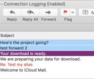 Inbox Color Code Rule in Mail on Mac 10.49.30 AM