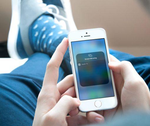 Mirror iPhone to Apple TV
