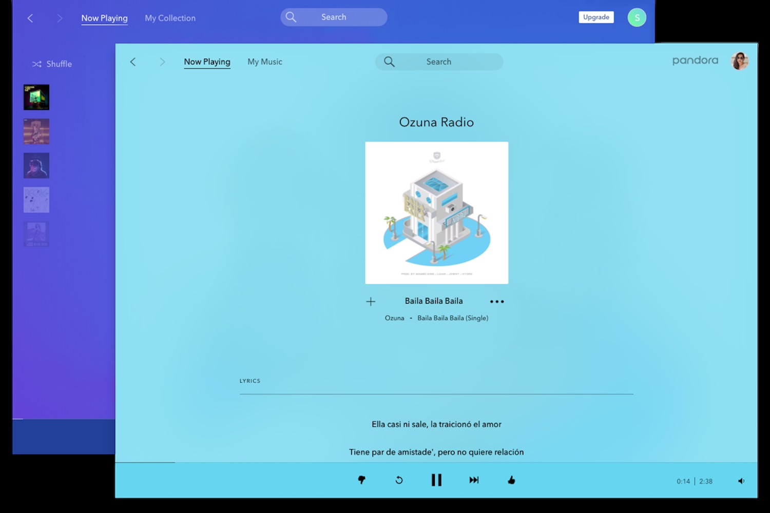 Pandora launches a new native Mac app