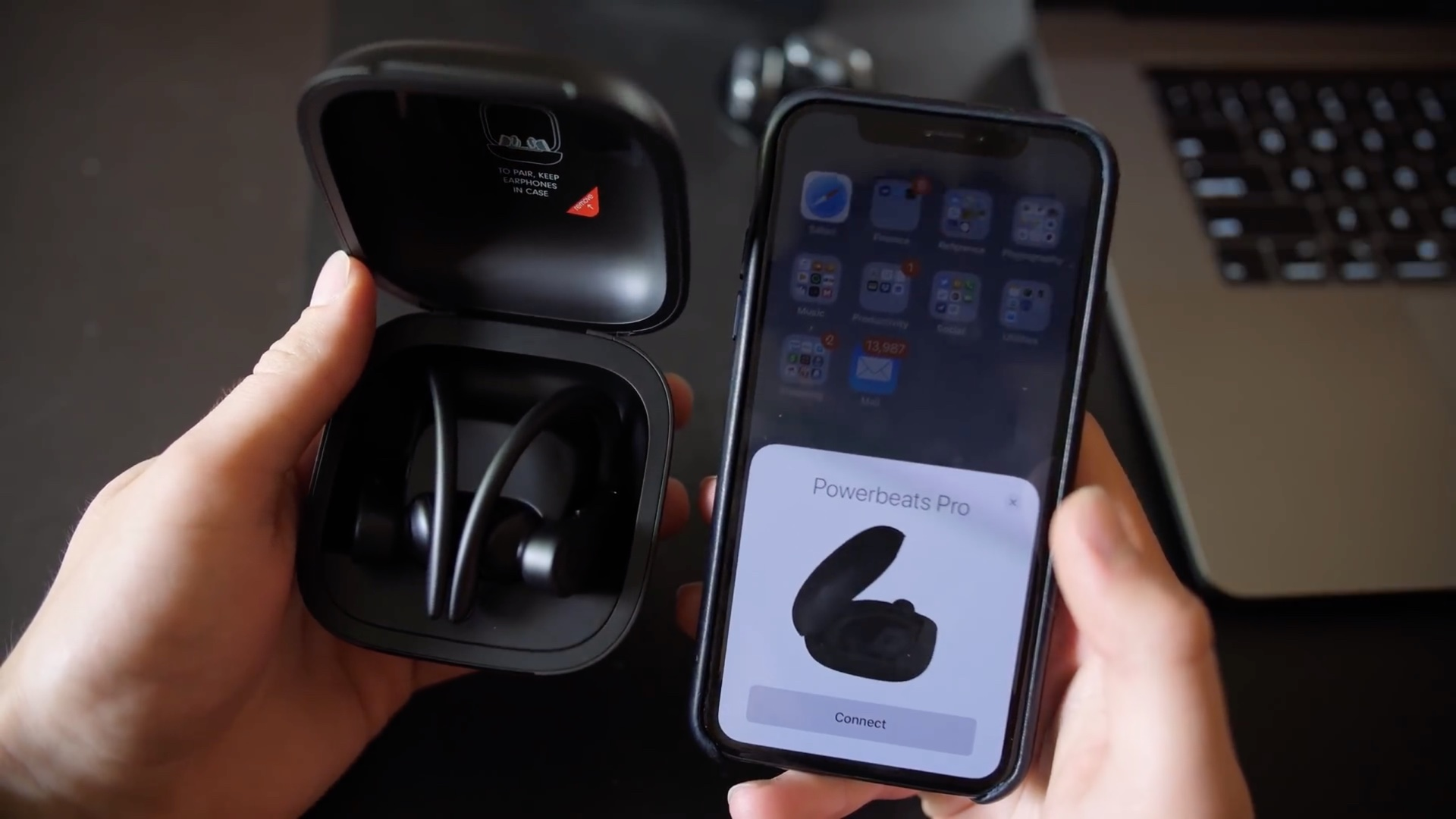 Powerbeats Pro Unboxing Our Initial Review
