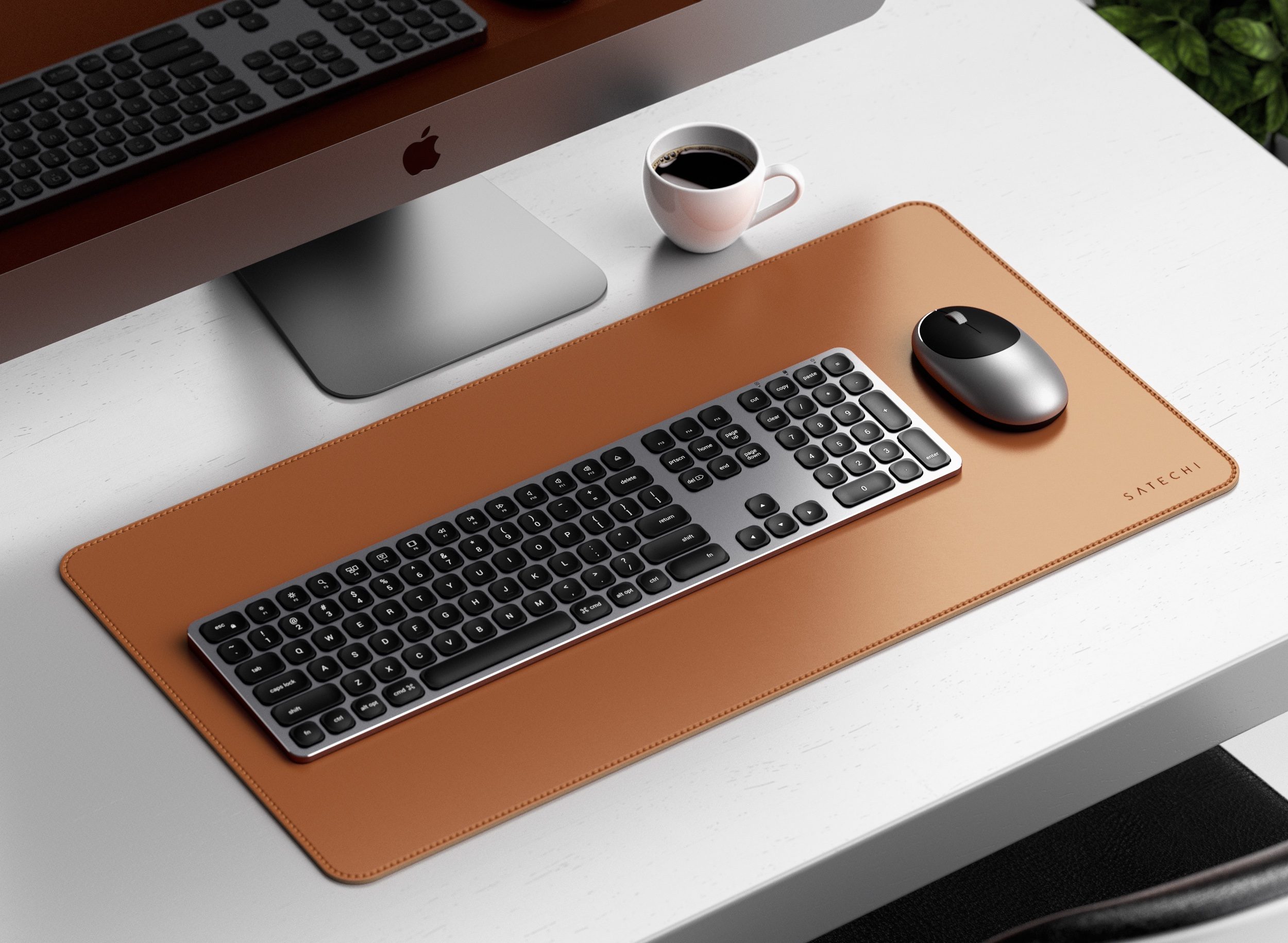 4208be02977 Satechi unveils a wireless mouse with USB-C charging along with a ...