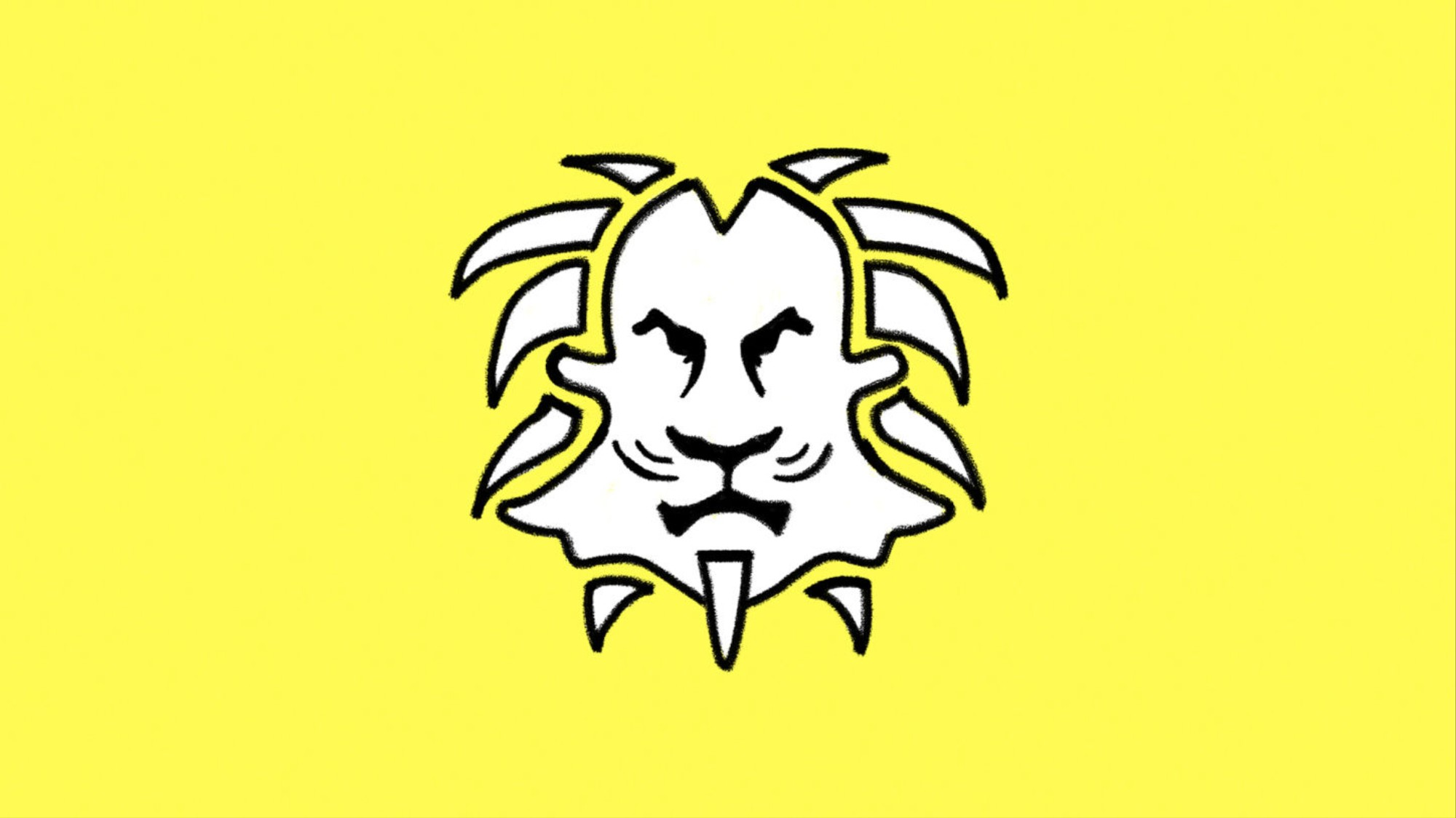 SnapLion icon from Snapchat