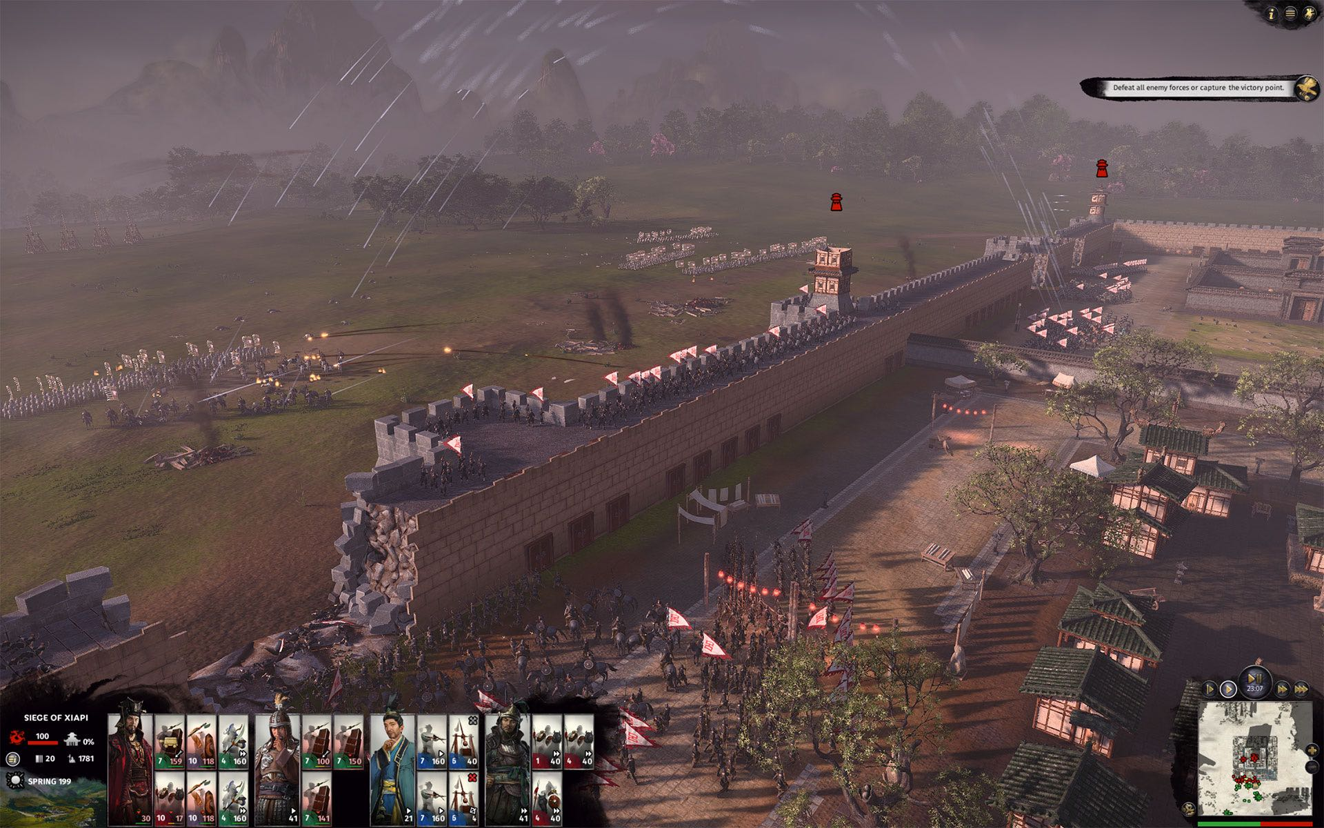 Historical Strategy Game Total War Three Kingdoms Now Available