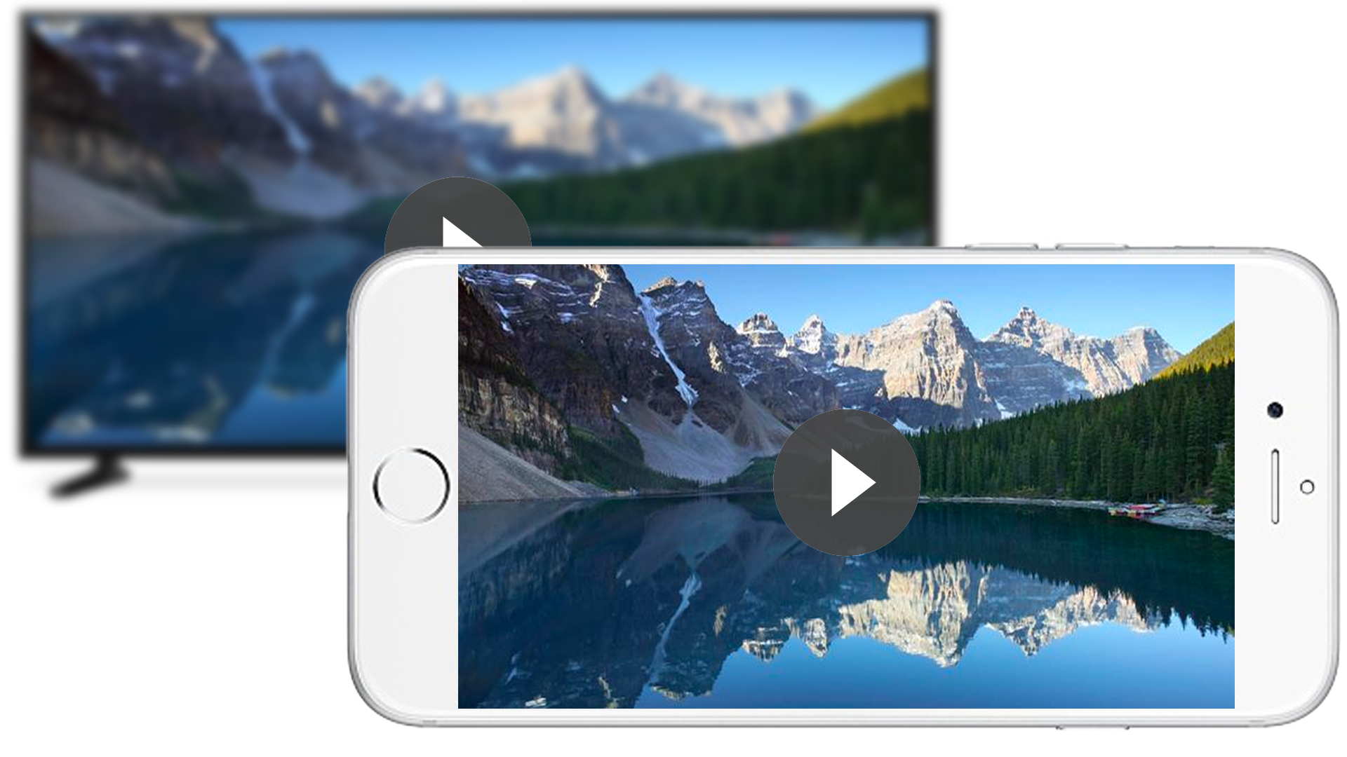 AirBeamTV mirrors your iOS or macOS device to a TV without