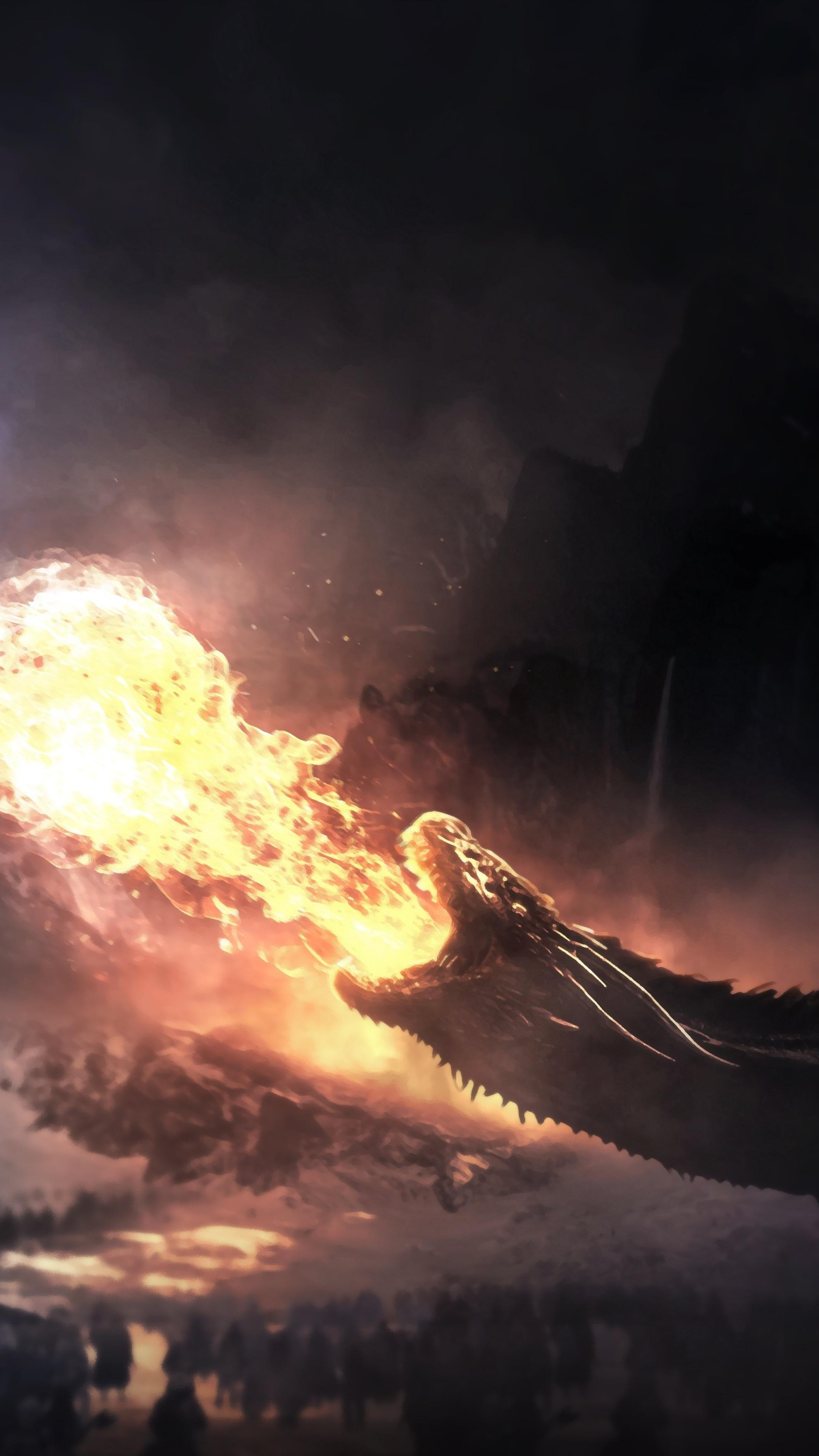 dragons-fight-game-of-thrones-season-8-ba-2160x3840