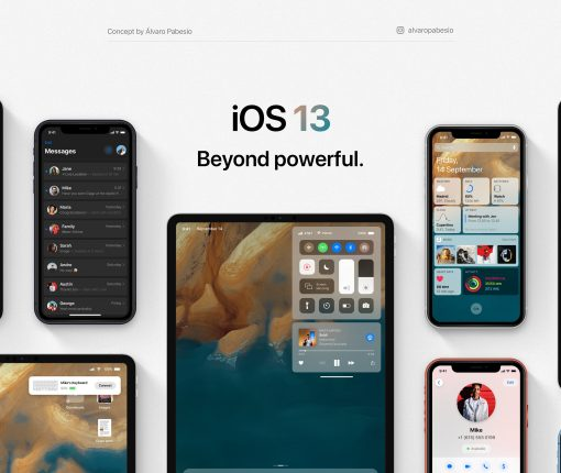 iOS concept art envisions productivity