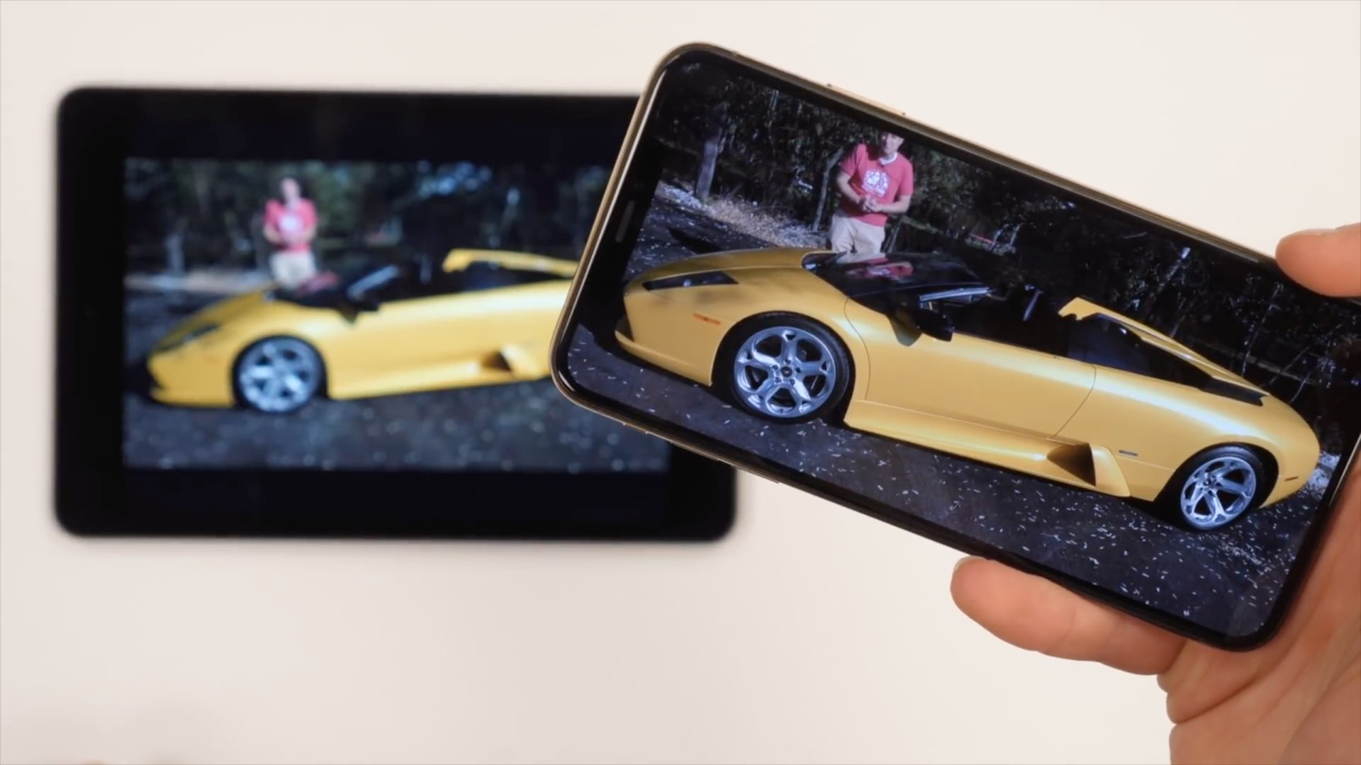 iPad mini vs. iPhone XS Max: how the screen differences influence and inform usability [VIDEO]