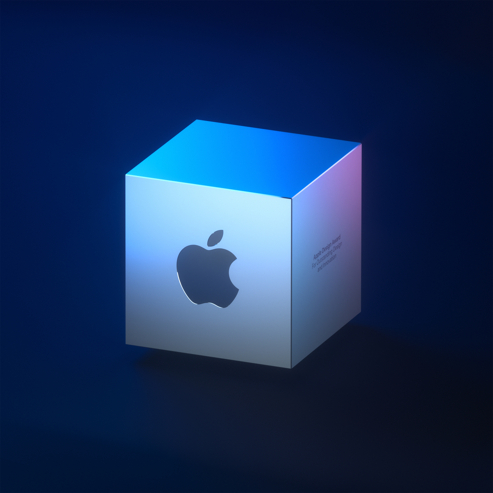 Banner de los Apple Design Awards 2019