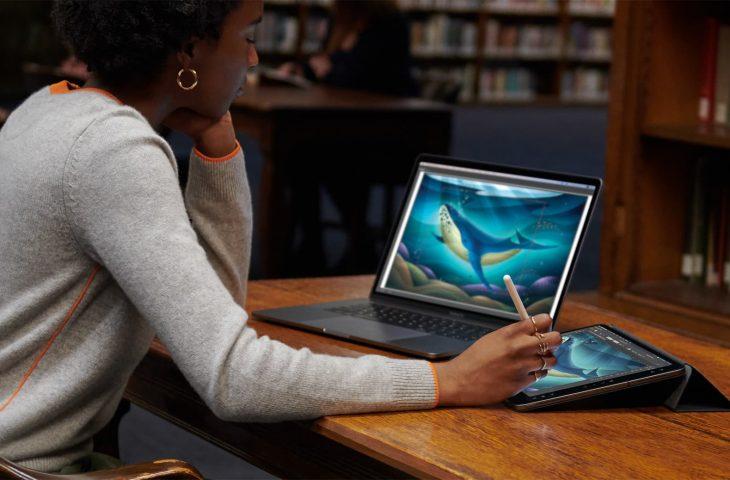 macOS Catalina turns your iPad + Apple Pencil combo into a