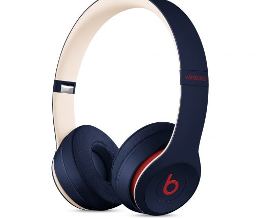 Beats Solo3 Wireless Headphones new Club Collection in Navy
