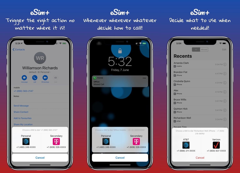 Augment your jailbroken iPhone's dual-SIM capabilities with