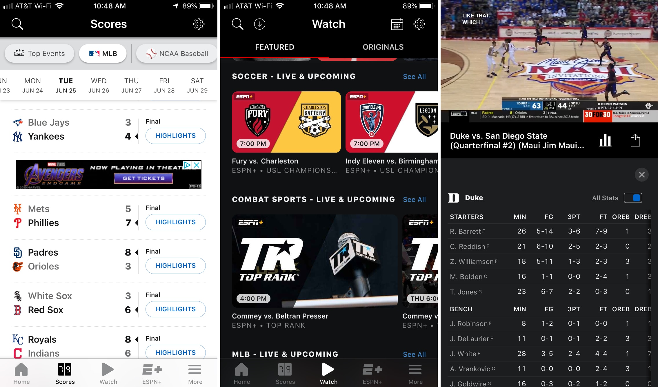Best sports streaming apps for ipad