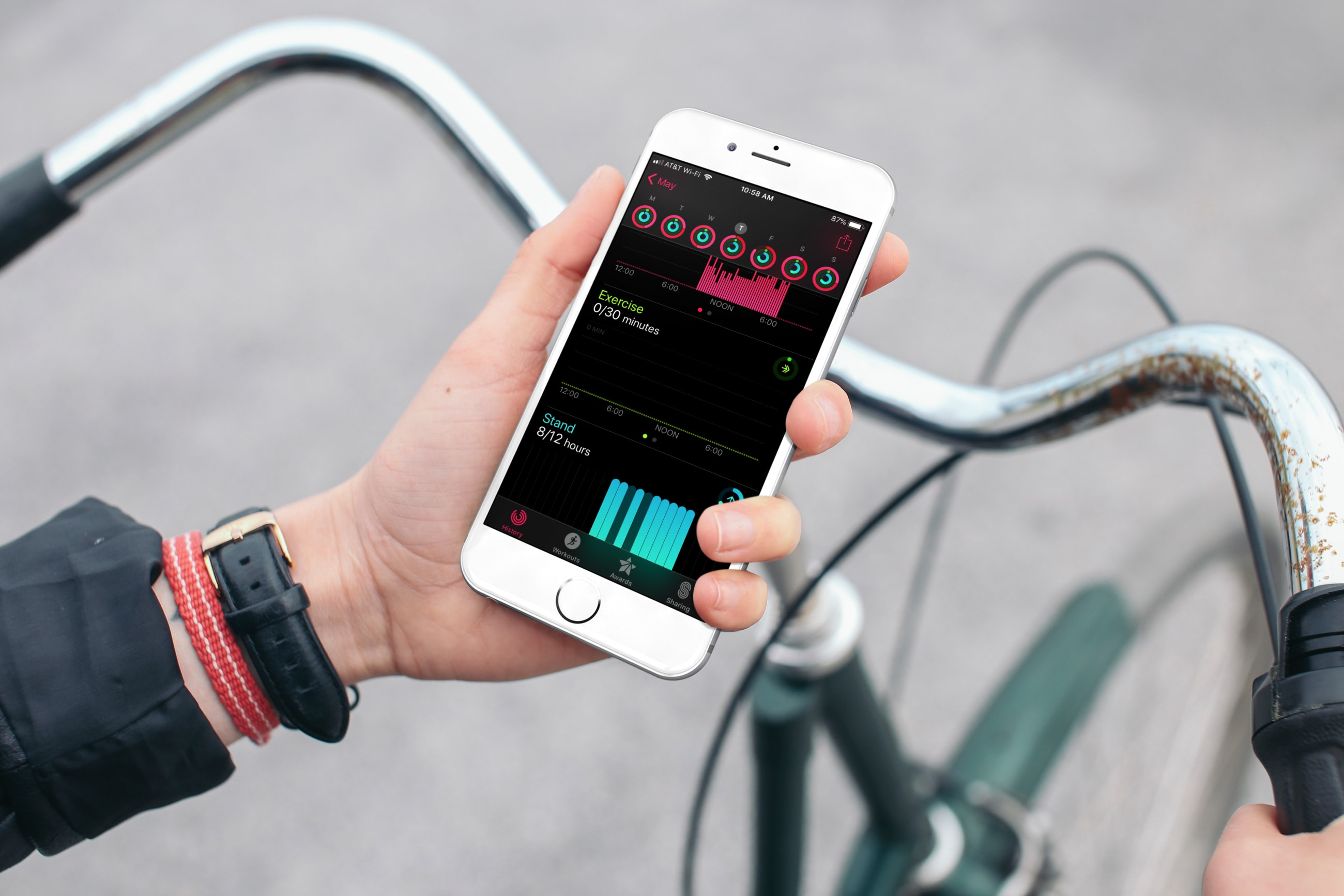 Fix Apple Watch Exercise Activity