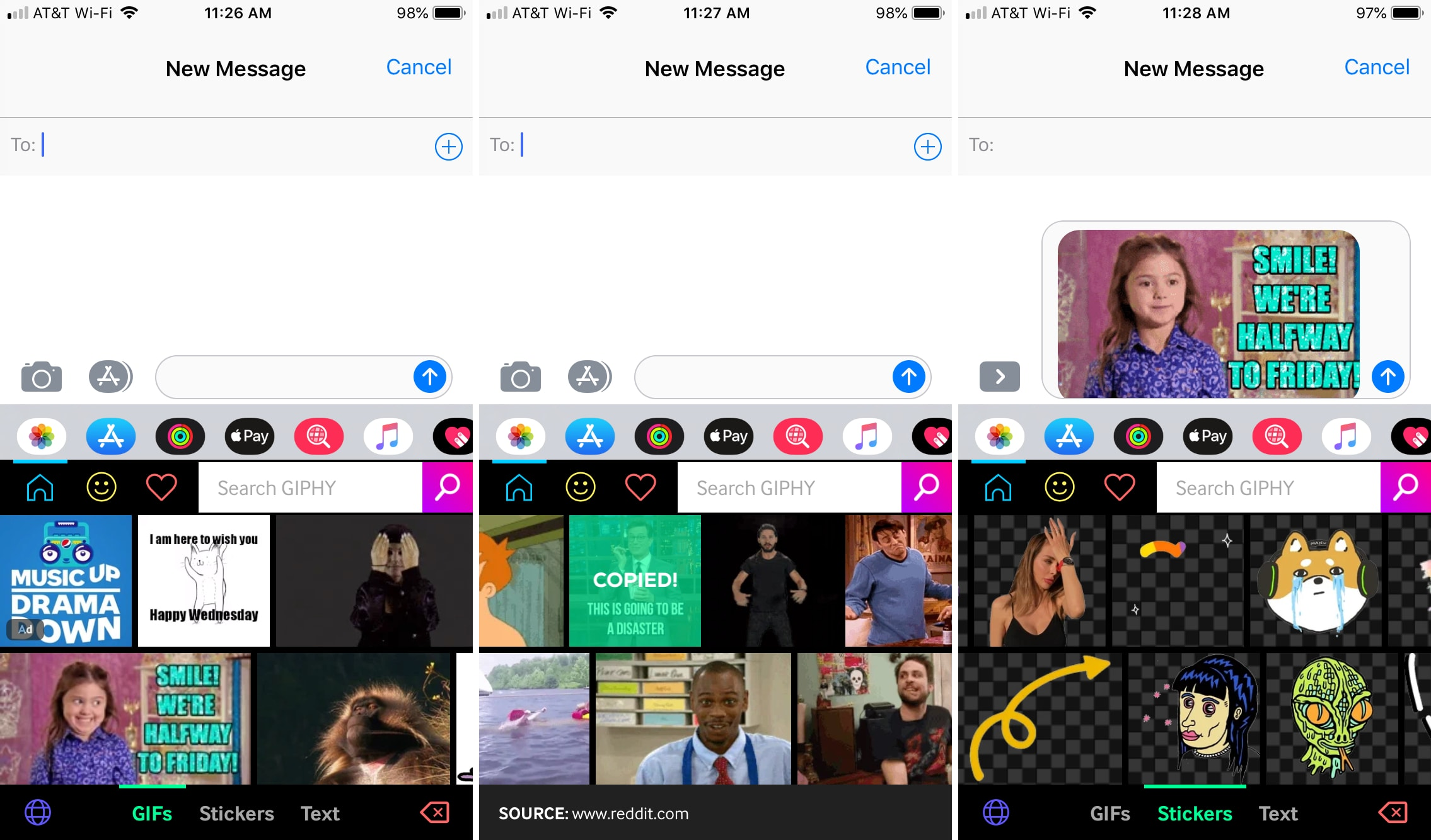 The Best Gif Keyboard Apps For Iphone And Ipad