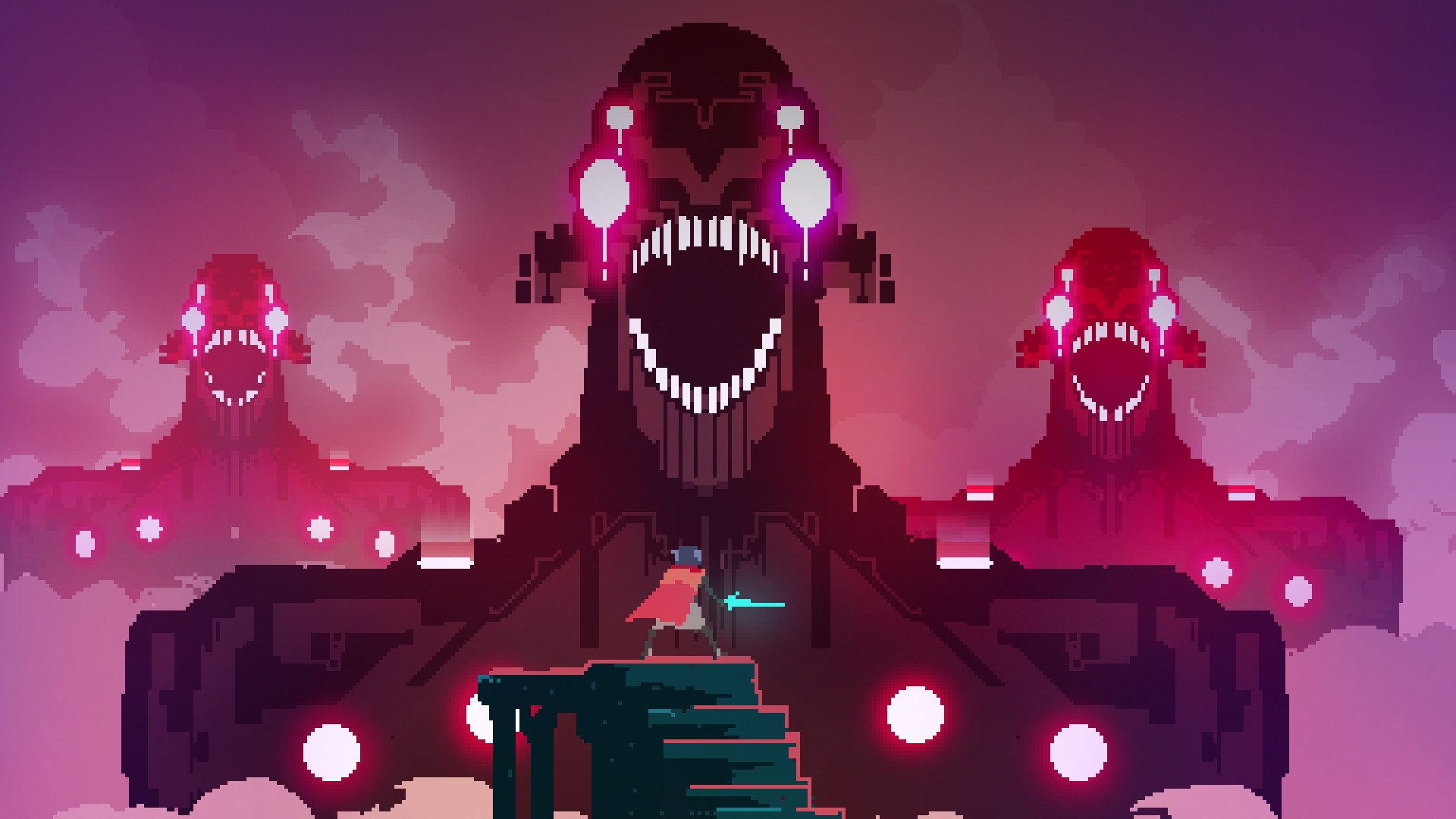 Hyper Light Drifter Launches On Ios July 25 Pre Order Available Now