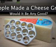 Mac Pro as a cheese grater