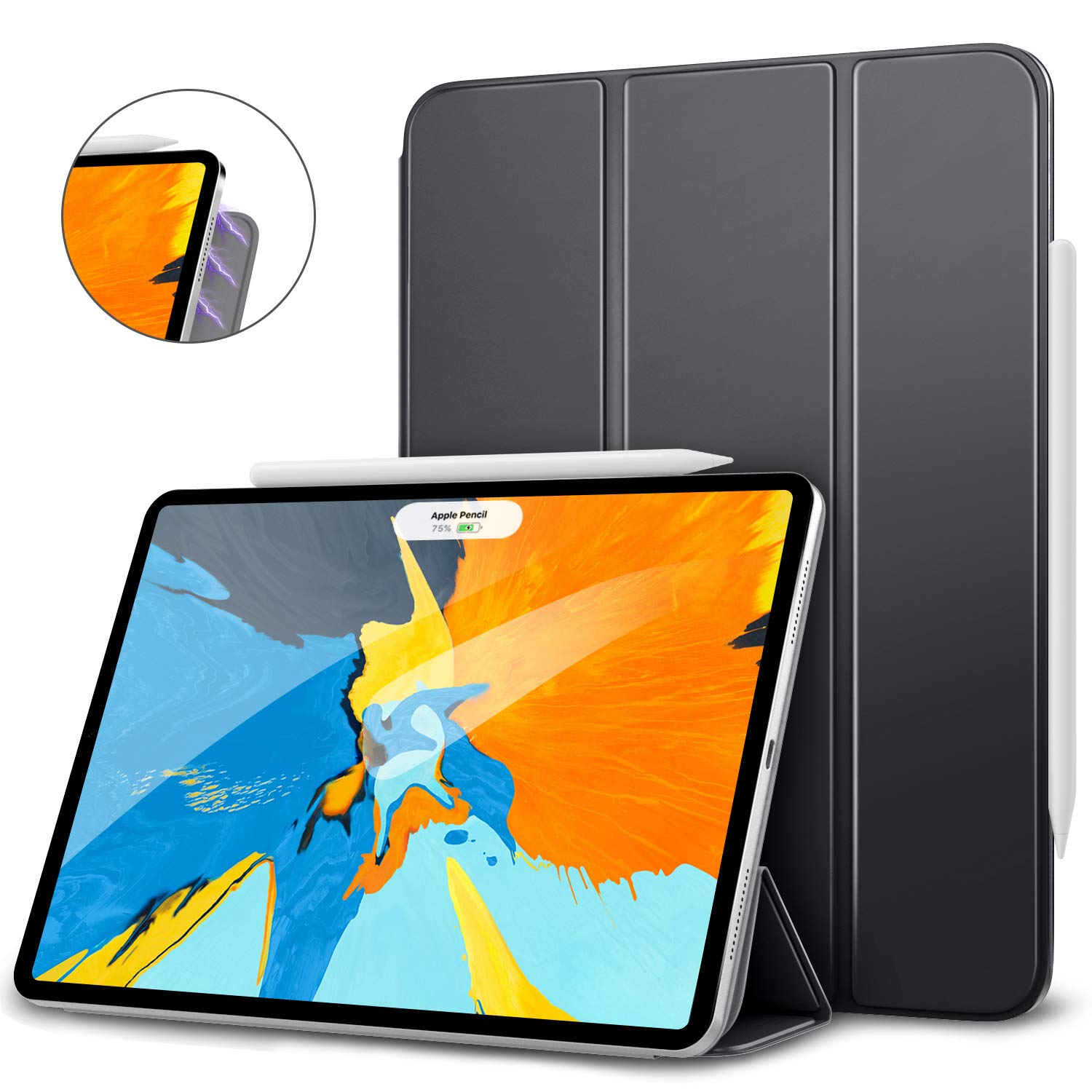 The MoKo Magnetic Smart Folio Case for 11-inch iPad Pro
