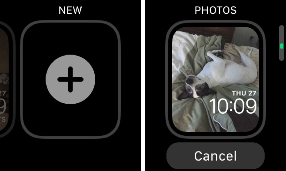 Set Photo Apple Watch Face Photos Face