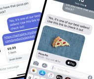 Shopify adds Apple Business Chat support