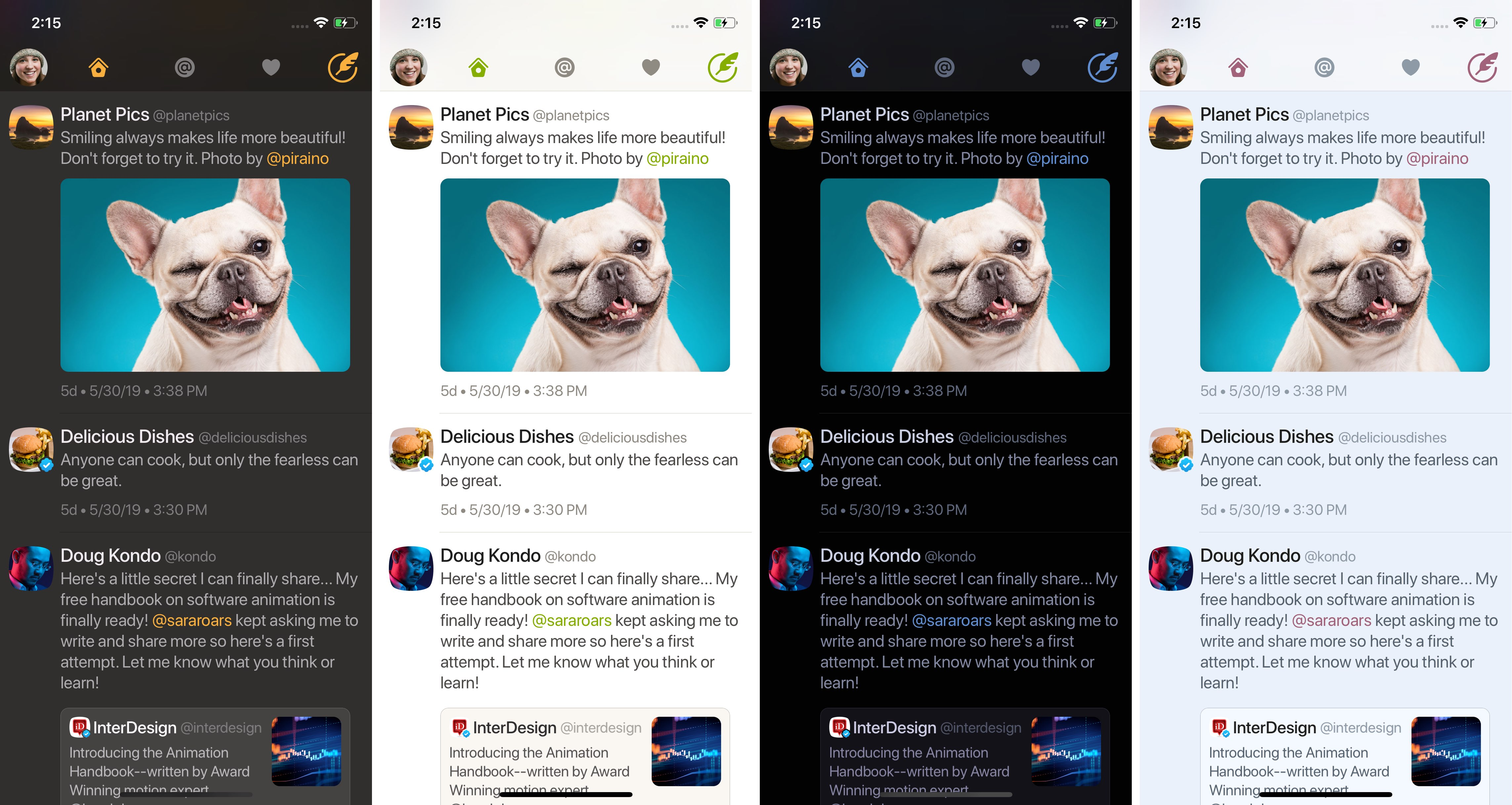 Twitterrific 6 brings full timeline images, Giphy integration, new customization goodies & more