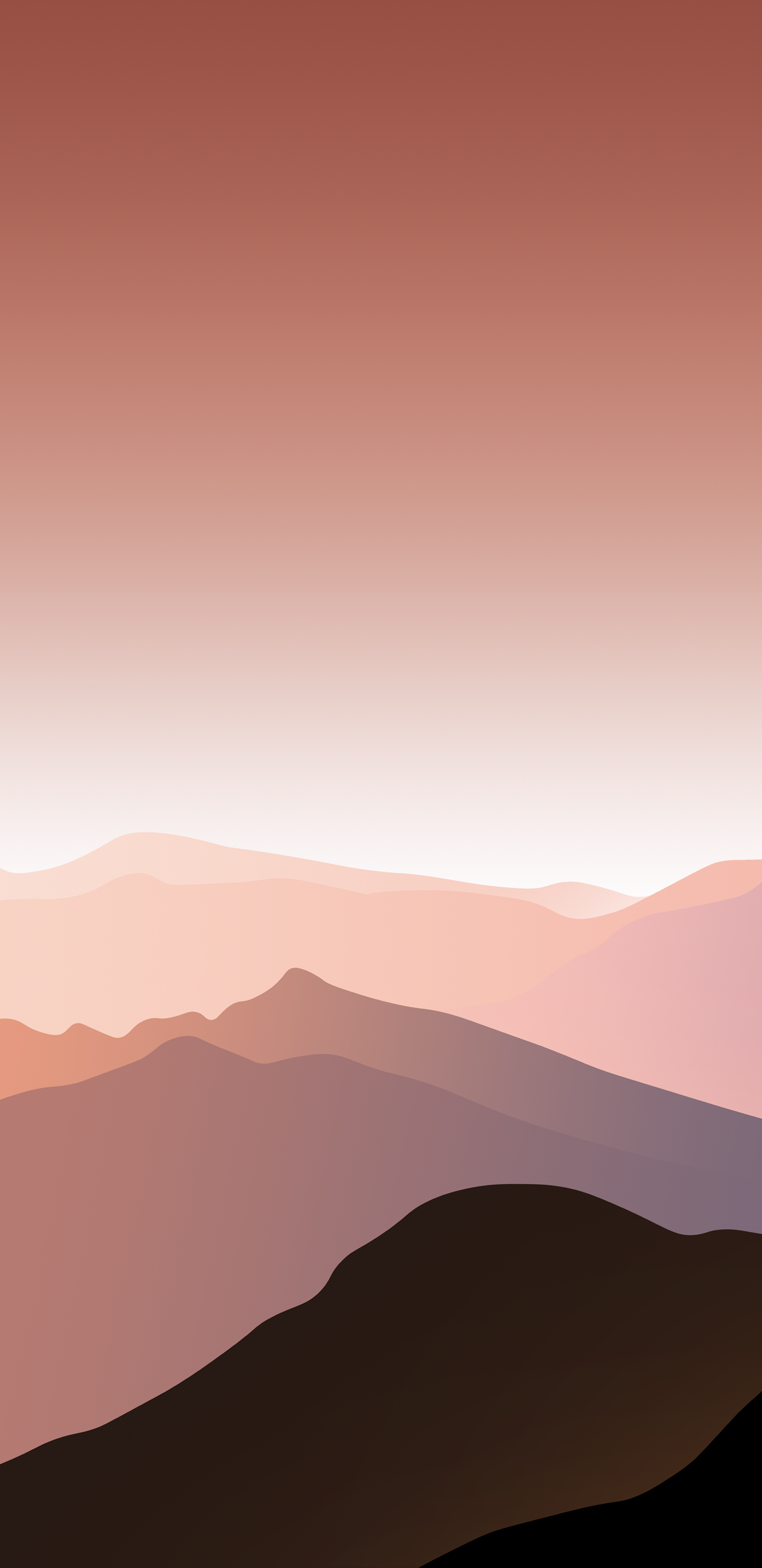 Wallpapers Of The Week Sunset Mountains