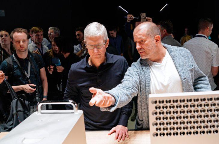 Apple seeks import tariff exemption on Mac Pro parts