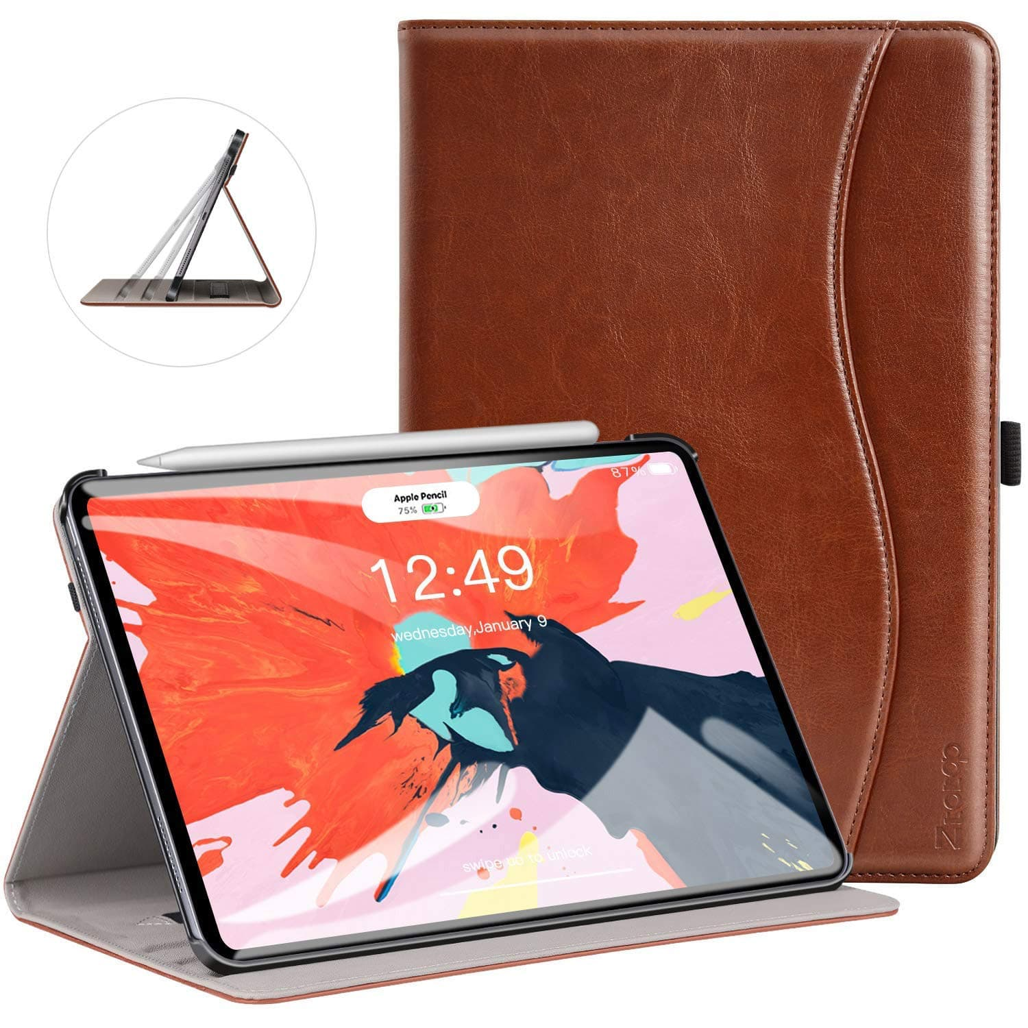 Ztotop folio case for 11-inch iPad Pro