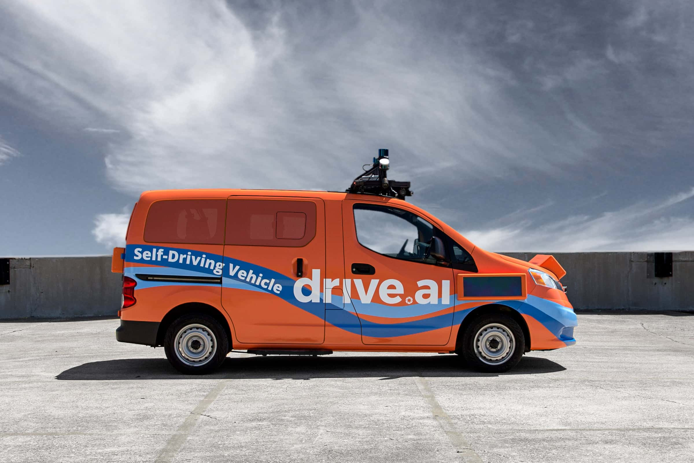 Drive.ai is a self-driving startup that Apple may have acquired
