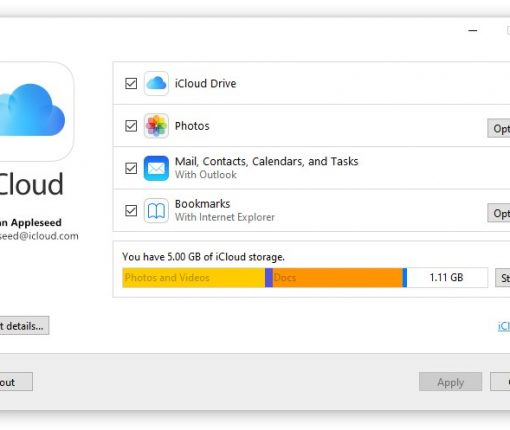 iCloud for Windows launches in the Microsoft Store