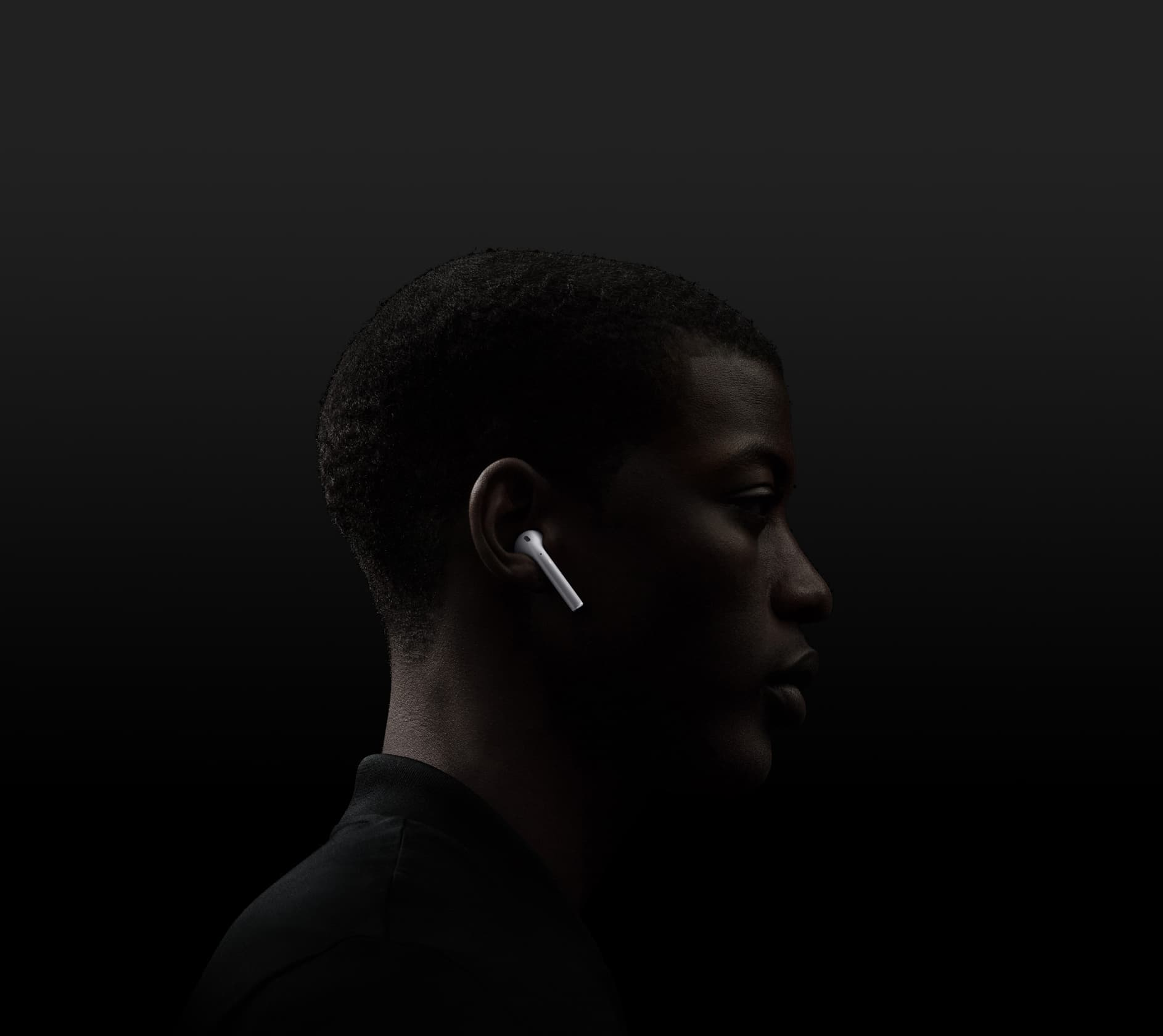 A new AirPods banner in honor of iOS 13