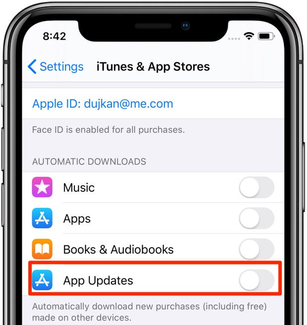 How to delete installed iPhone and iPad apps right from the update