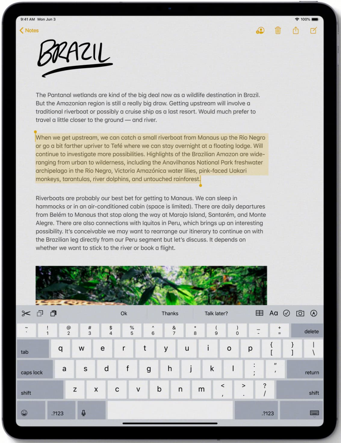 63caed56ce7 iPadOS keyboard features QuickPath, learns to float, and more