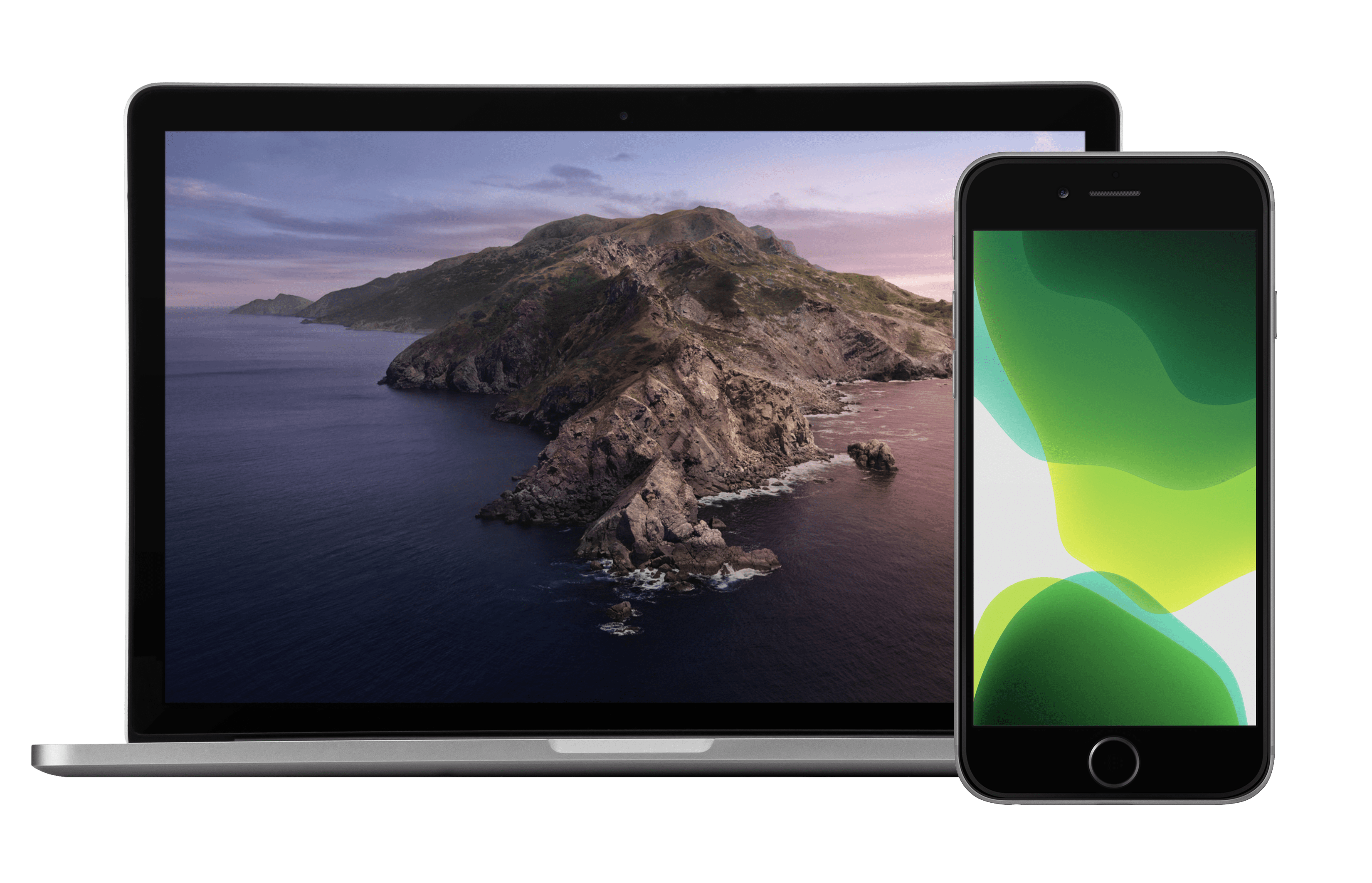 iOS 13 and macOS Catalina wallpapers