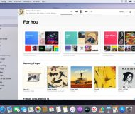 Apple Music app for macOS Catalina